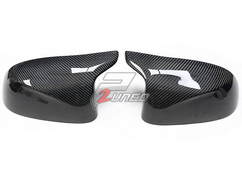 BMW P2uned Carbon Mirrors