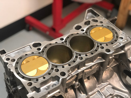 XFWD/AWD 2.2 liter K24 short block