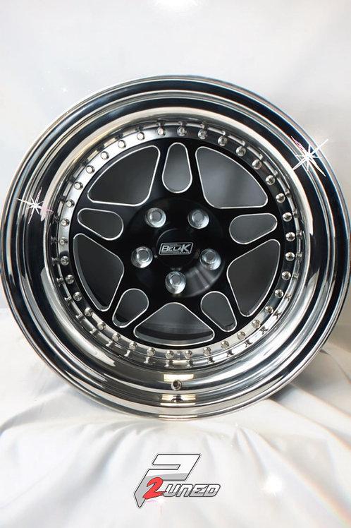 "A90 Supra 17"" Rear Wheel"