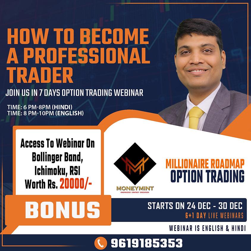 7 Days Live Option Trading Webinar
