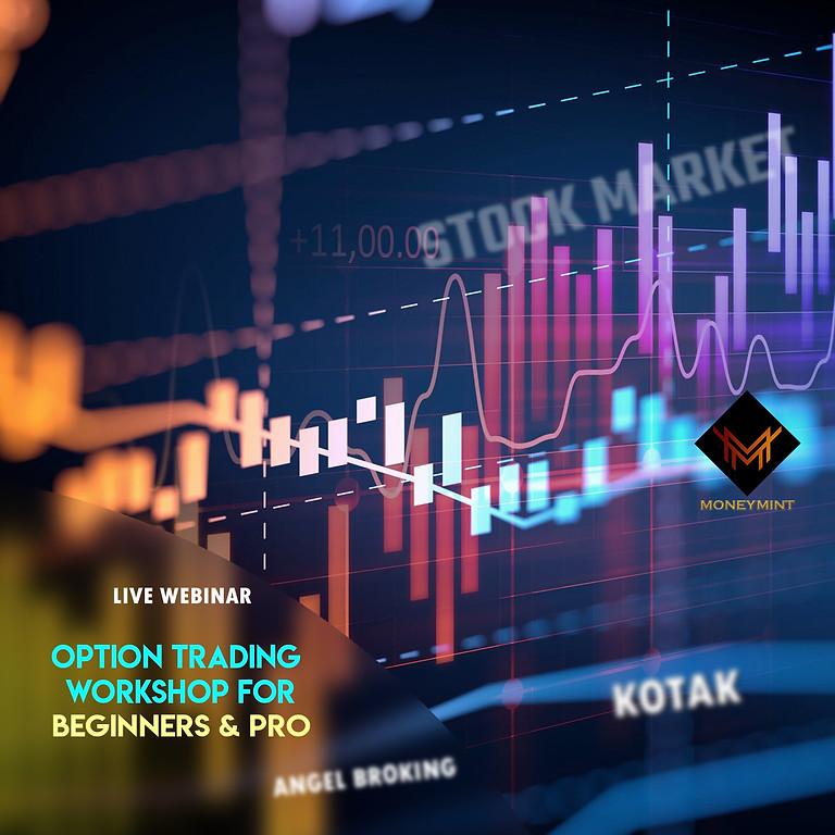 5 Days Millionaire Roadmap Option Trading Webinar