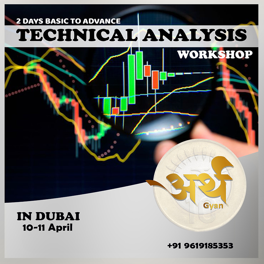 2 Days Basic to Advance Technical Analysis Workshop In Dubai