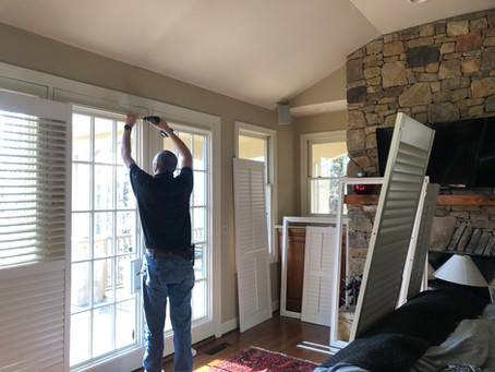 More Shutters, More Happy Customers.