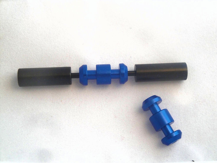 Magazine Loading Tool with two Blue loading assist buttons