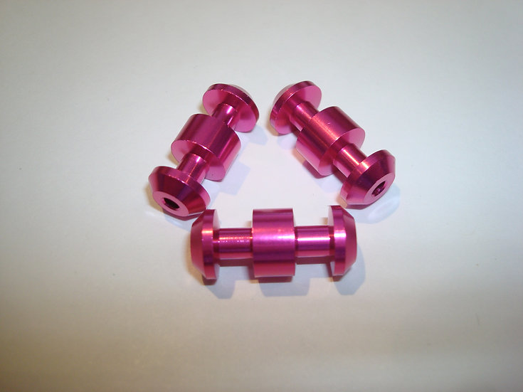 Loading assist button (Pink) 3 pack (no loading tool)