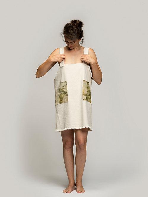 Sun Soaked Cotton Dress
