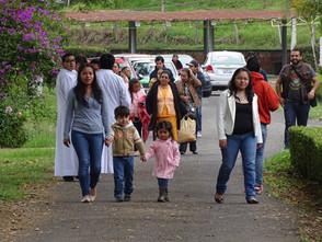 """Con gran alegría celebramos a los niños """"Amigos del Seminario"""""""