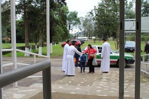 Eucaristía y Posada con Amigos del Seminario