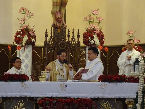 Eucaristía en Catedral de Xalapa: Fiesta Patronal del Seminario