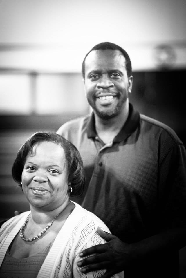 Apostle Taylor and Pastor Darlene