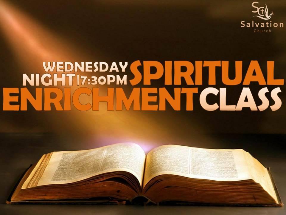 SC Bible Study Flyer