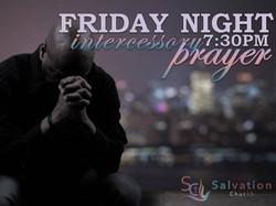SC Prayer Service Flyer