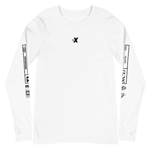 RATED R - UNISEX LONG SLEEVE