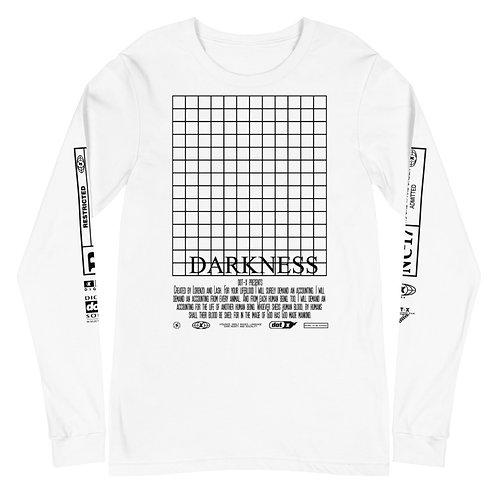 DARKNESS - UNISEX LONG SLEEVE