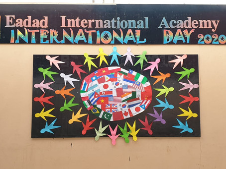 International Day Celebration