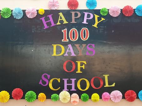 100 Days Celebration