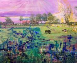 Dutch landscape (2020)