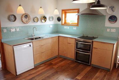 Isle of Lewis Kitchen