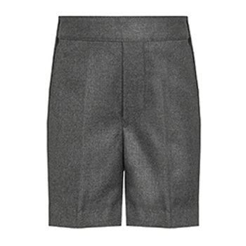 Pull up Shorts Flat Front