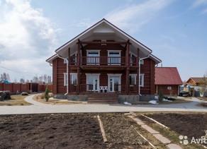 Дом на озере Кум-Куль