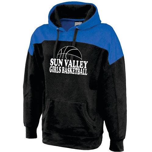 """Black Out"" Hooded Sweatshirt"