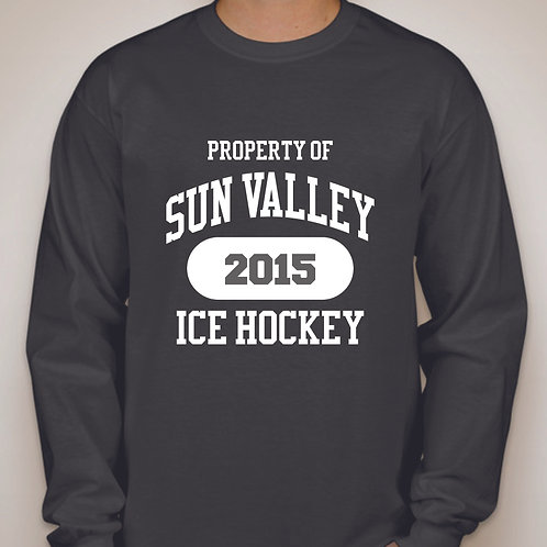 Property Of Sun Valley Long Sleeve T-shirt