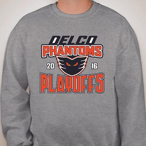 2016 Playoff Crew Neck Sweatshirt