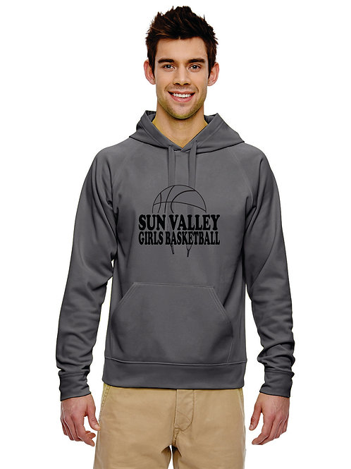 Performance Style Hooded Sweatshirt