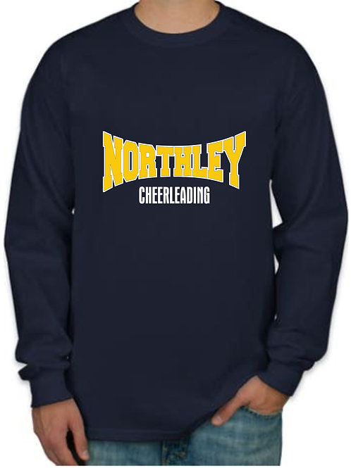 Northley Cheerleading Long Sleeve T-shirt