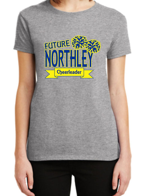 Future Northley Cheerleader T-shirt