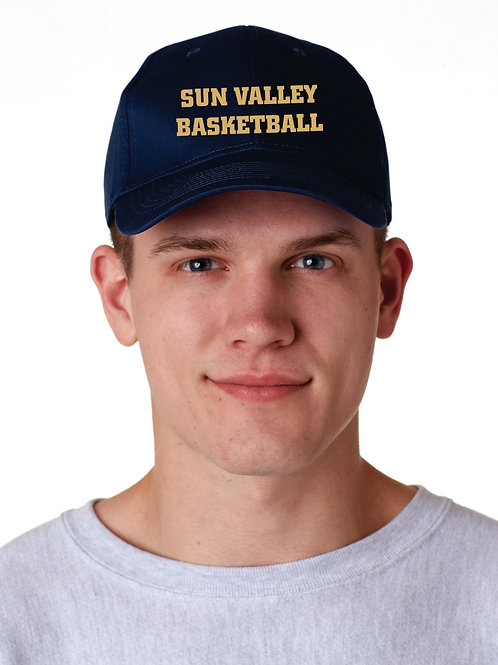 Strap Back Baseball Hat