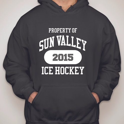 Property Of Sun Valley Hooded Sweatshirt