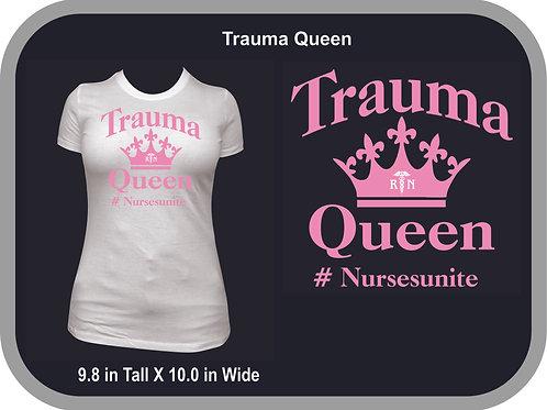 Trauma Queen, Pink