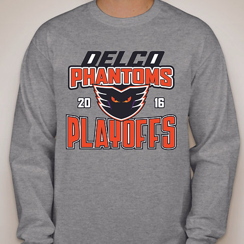 2016 Playoff Long Sleeve T-shirt