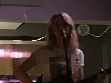 Kerri Watt  - Never Fade Sessions - The Social - Little Portland Street