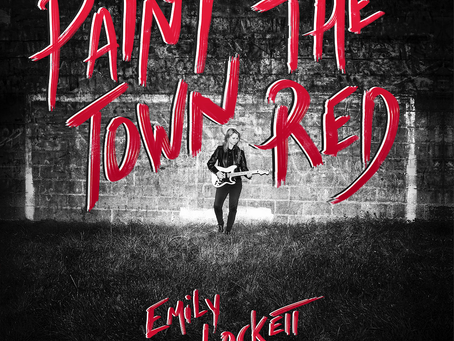 Emily Lockett - Paint The Town Red
