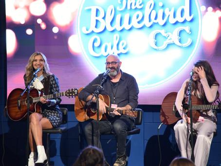 C2C 2019 Bluebird Cafe - Jeff Cohen, Sarah Darling & Catherine McGrath