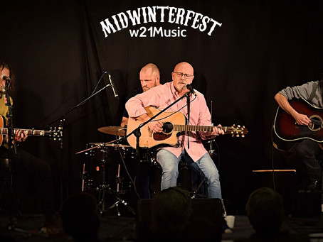 Midwinterfest 2019 - Day 3 - Alan West, Steve Black, Adam Sweet, Mick Harding - The Sunday Session