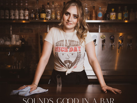 Katy Hurt - Sounds Good In A Bar