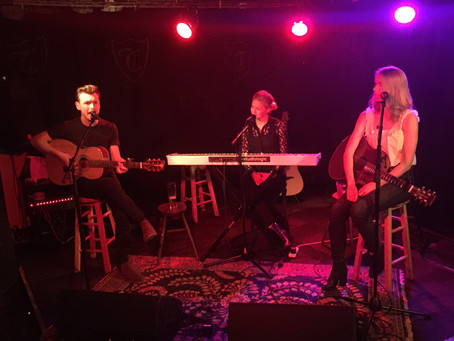 Megan O'Neill, Liv Austen, Claydon Connor, Pete Gardiner - The Troubadour