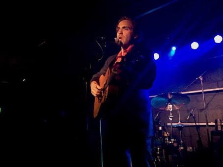 Andrew Combs, Paul Cauthen - The Bullingdon & The Borderline