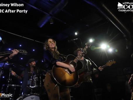 C2C 2019 Lainey Wilson - The Saloon at Night & Indigo