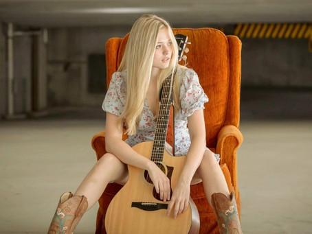 Leah Belle Faser - Back Home