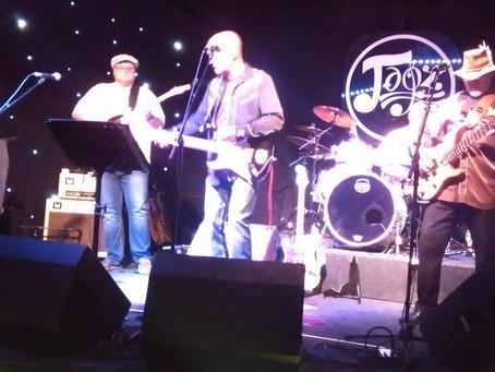 Alan West / Steve Black, Shaky Ground Live at Jagz Ascot