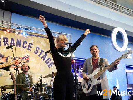C2C 2019 - Kerri Watt - The Big Entrance Stage