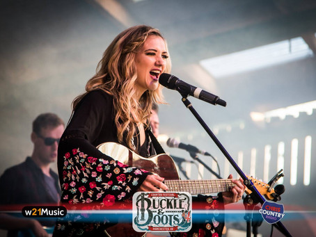 Sarah Darling - Buckle and Boots 2017