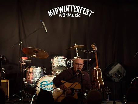 Midwinterfest 2019 - Alan West, Steve Black, Adam Sweet - The Saturday Session