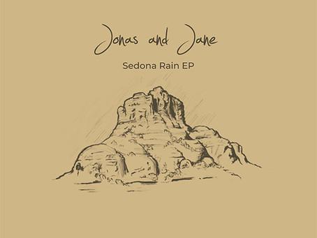 Jonas & Jane - Sedona Rain EP