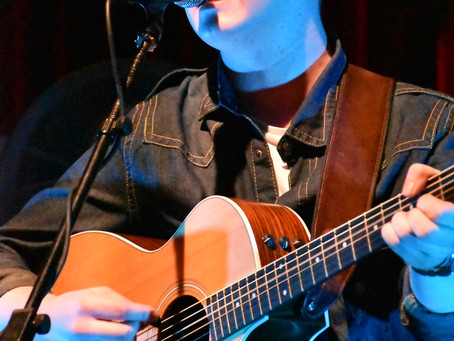 Catherine McGrath / Sonny at Bush Hall