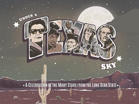 Jarrod Dickenson - Under A Texas Sky EP